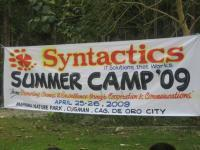 Team Spirit and Loads of Fun Shared at Syntactics Annual Summer Camp!