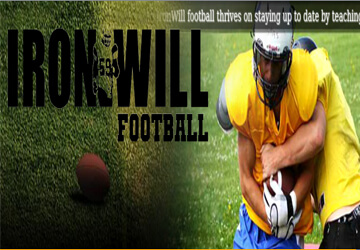 Iron Will Football