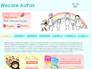 We Care Au Pair