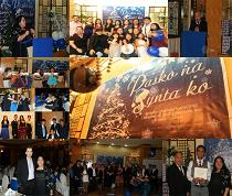 Syntactics Inc. Holds Annual Christmas Party with The Theme Pasko Na Synta Ko