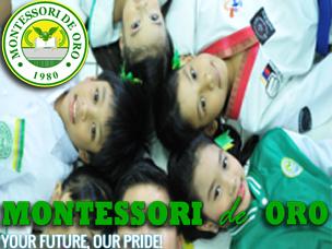 Montessori de Oro