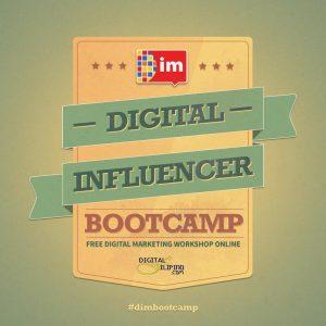 Digital Influencer Boot Camp 2013