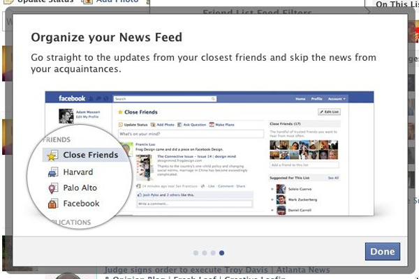 Facebook Updates News Feed Algorithm to Give Users More Relevant Content