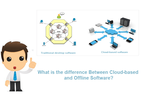 The Difference Between Cloud-based and Offline Software