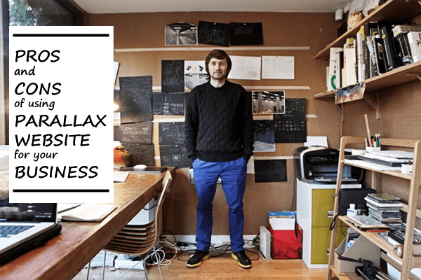 The Pros and Cons of Using Parallax Website for Your Business