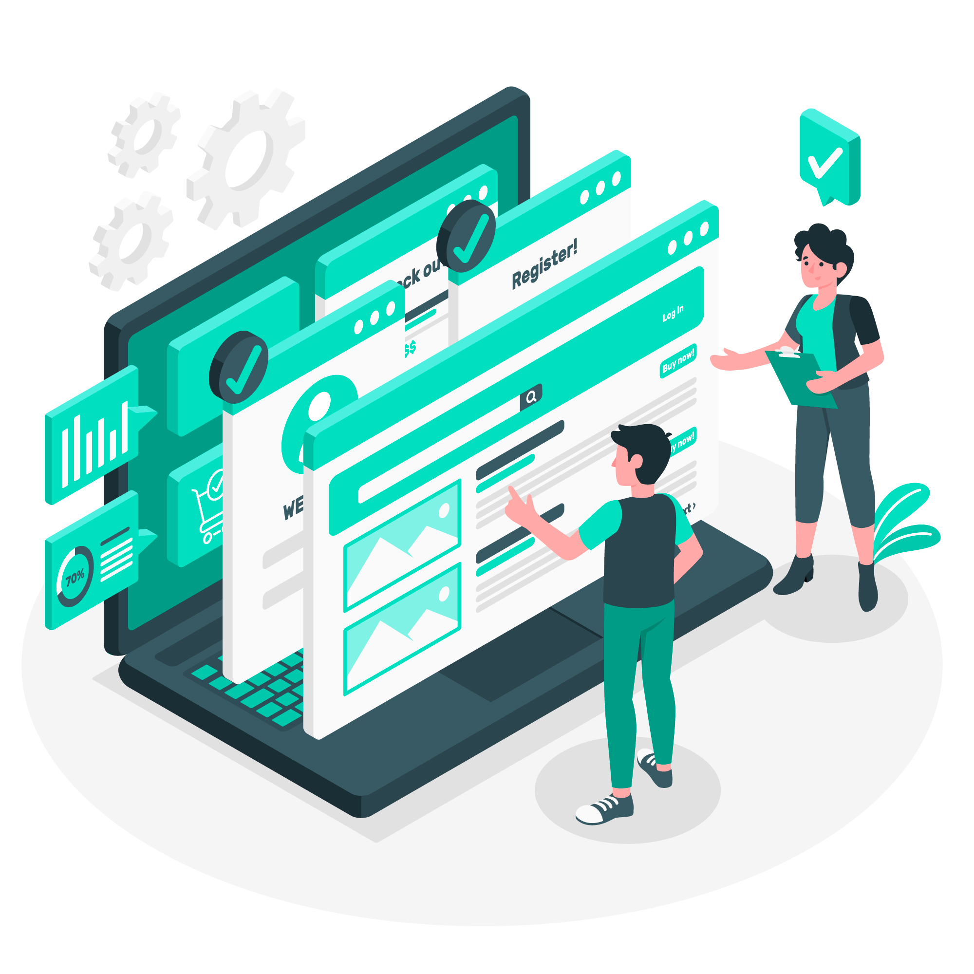 What You Must Know About User Experience Usability Testing Concept