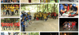 "Syntactics, Inc.'s ""Amazing Hunger Games"" Summer Camp 2014"