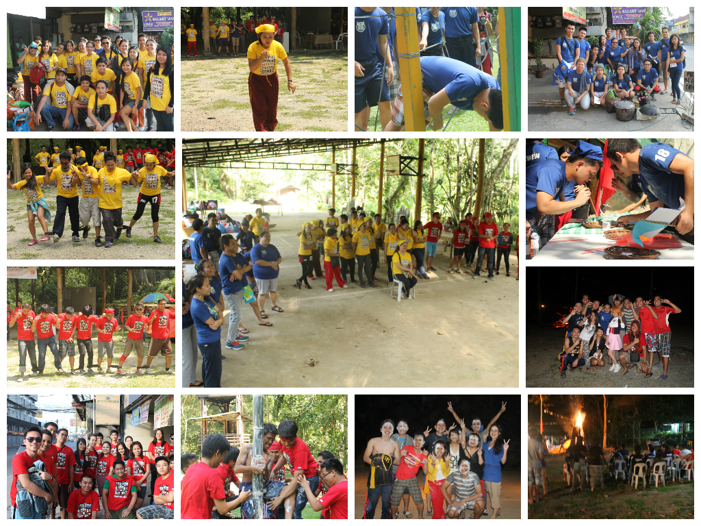 """Syntactics, Inc.'s """"Amazing Hunger Games"""" Summer Camp 2014"""