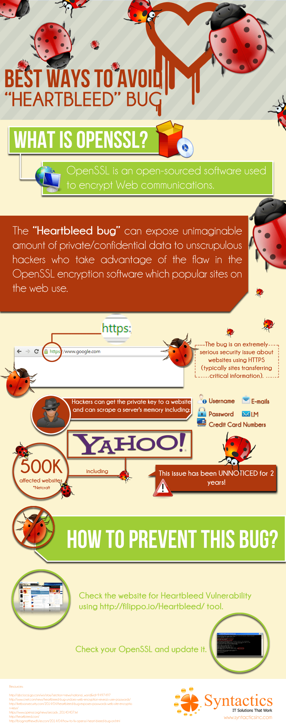 "Best Ways to Avoid the ""Heartbleed"" Bug in OpenSSL and Secure Your Site's User Data"