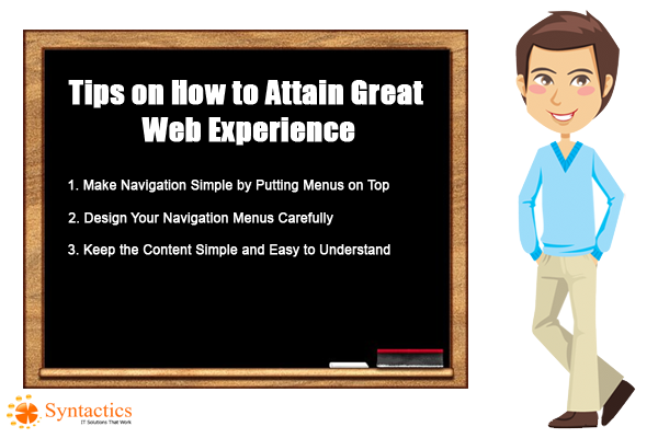 Tips to Attain Great Web Experience