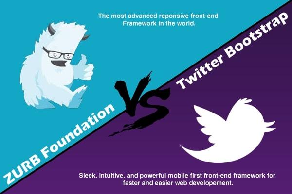 ZURB-Foundation-vs