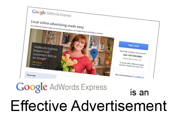 Advertise Effectively and Benefit From AdWords Express