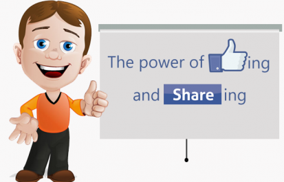 The Power of Liking and Sharing: Four Tips To Improve Content On Your Facebook Page