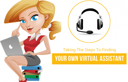 Taking The Steps To Finding Your Own Virtual Assistant