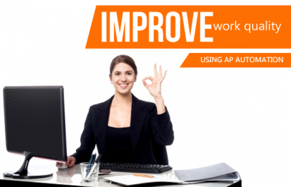 Reduce Risks and Improve Work Quality By Using AP Automation