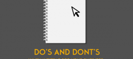 Don't Get Ignored: A Couple of Dos and Don'ts When Writing For Your Business