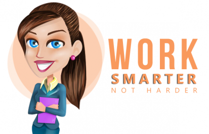 Working Too Hard? You Are Doing It Wrong! Three Tips To Help You Work SMARTER And NOT HARDER