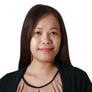 Ladymieh P. Abacahin -  Syntactics Team leader for the Web Division