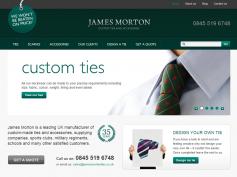James Morton Ties