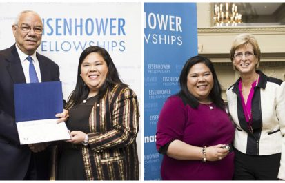 Filipino Technopreneur Named as Eisenhower Fellowships Douglas Dillon Named Fellow