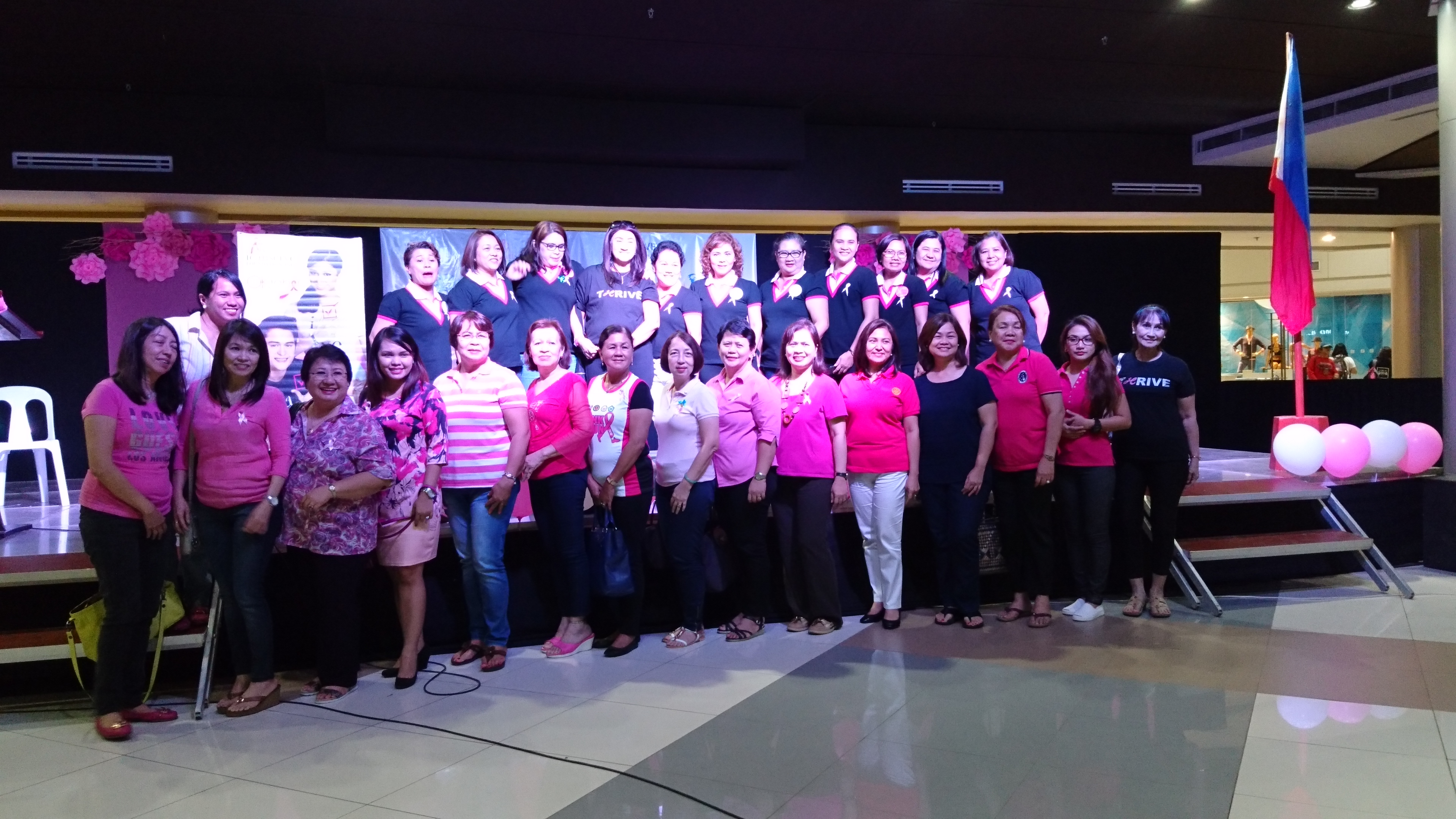 ICanServe Foundation's OKtober: A Free Breast Cancer Forum in Honor of Breast Cancer Awareness Month