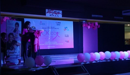 Breast Cancer Awareness Talks 2