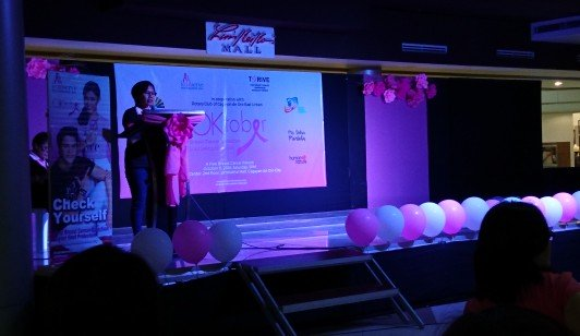 Breast Cancer Awareness in LimKetKai Mall