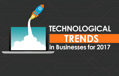 Technological Trends in Businesses for 2017