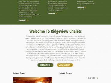 Ridge View Chalets