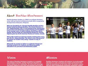 Bontilao Montessori Academy, Inc