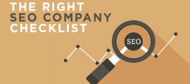 The Right SEO Company Checklist
