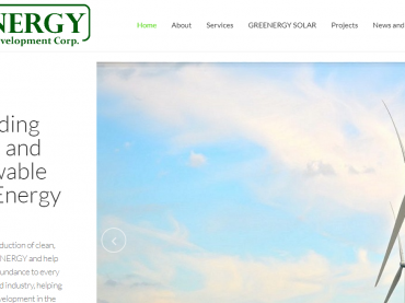 Greenergy Development Corp.