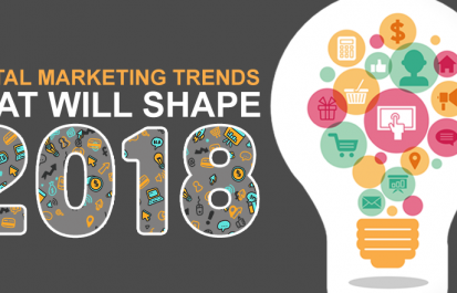 Digital Marketing Trends That Will Shape 2018