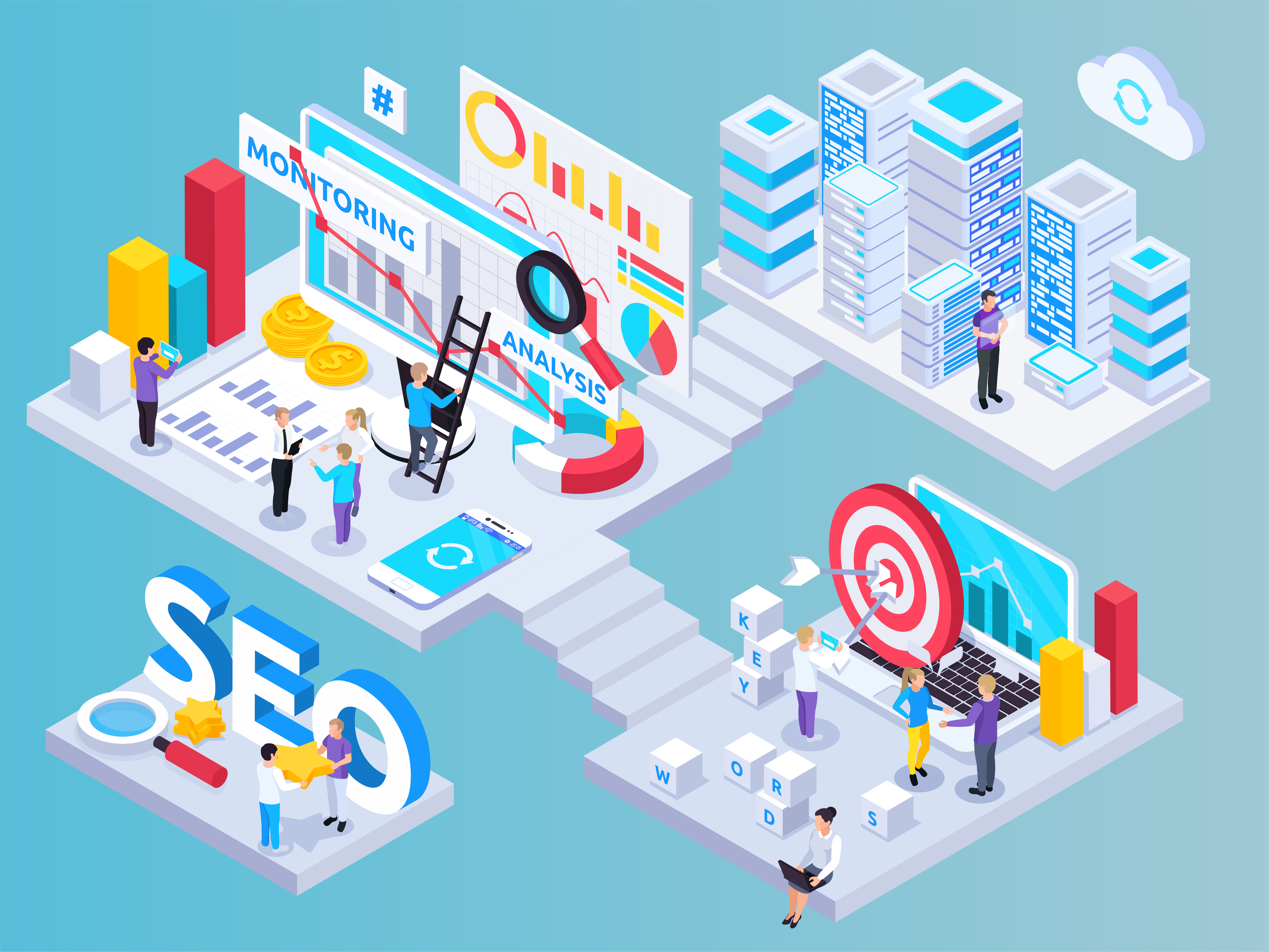 All You Need to Know About SEO Audit SEO Experts Checking Website SEO Performance