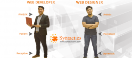 The Distinction Between a Web Designer and Web Developer