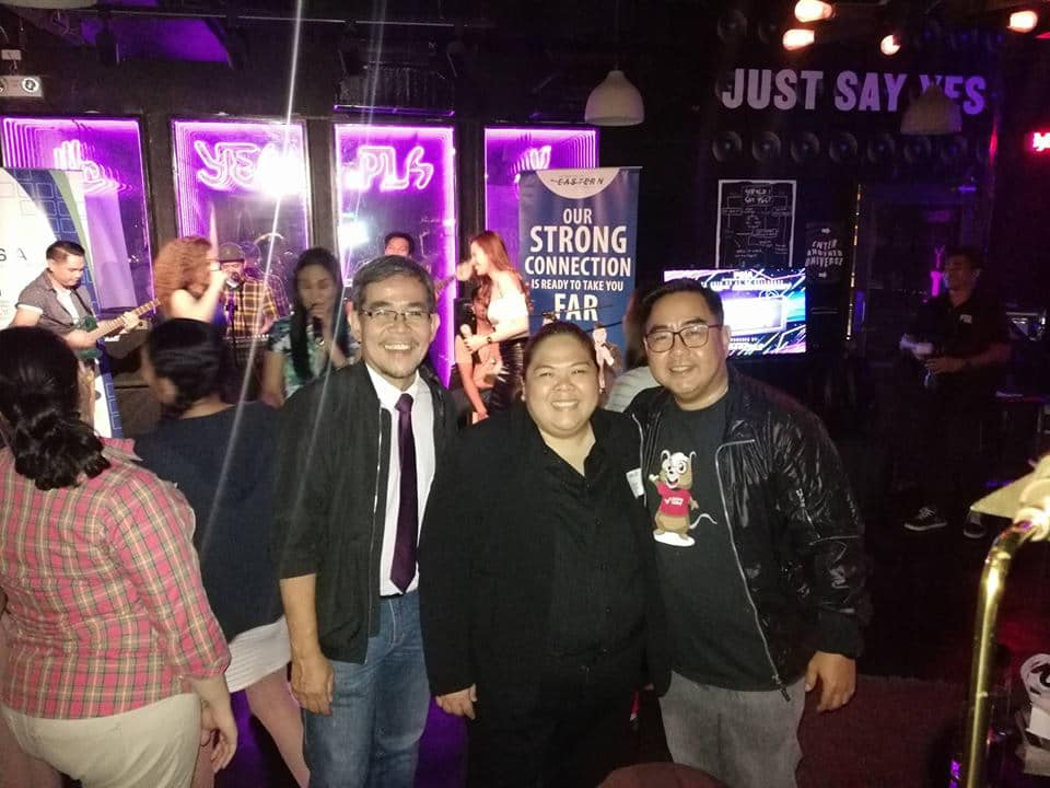 CEO Stephanie Rosalind P. Caragos and PSIA President Jonathan Defensor De Luzuriaga