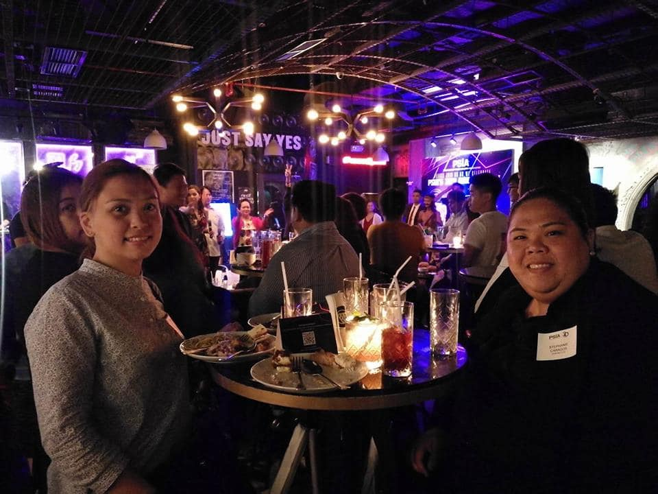 Sales Head Pam N. Salon and CEO Stephanie Rosalind P. Caragos attended the event at Yes Please, Bonifacio Global City, Taguig, Metro Manila Philippines