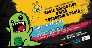 Basic Animation Using Toon Boom Studio