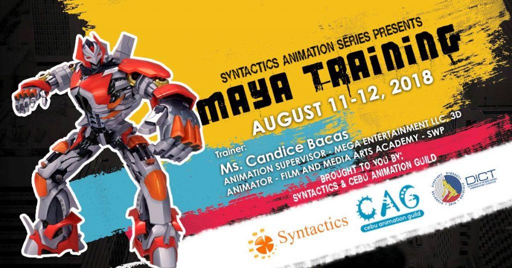 Autodesk Maya Training