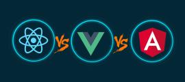 Front-End Development's Big Three: ReactJS VS VueJS VS Angular