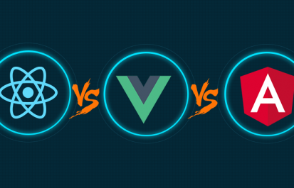 Front-End Development's Big Three: ReactJS VS VueJS VS Angular