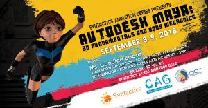 Autodesk Maya 3D Fundamentals & Body Mechanics