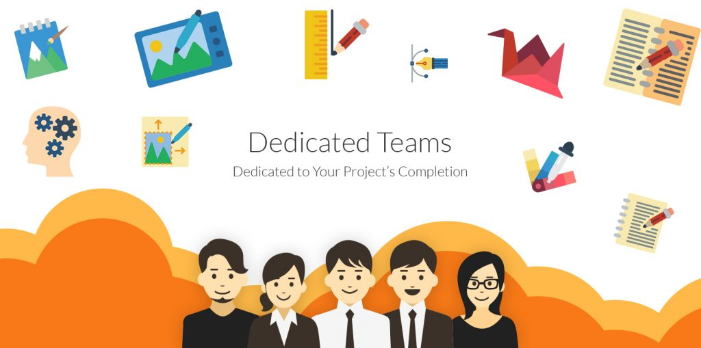 Dedicated Team - Featured