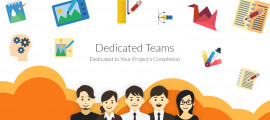 Dedicated Teams: Dedicated to Your Project's Completion