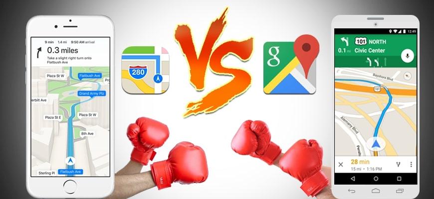 AppleMapsvsGoogleMaps-A1-December-GK-QAPRPassed