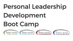 CDO Personal Leadership Development Boot Camp