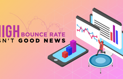 High Bounce Rate Isn't Good News