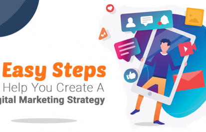 7 Easy Steps to Help You Create A Digital Marketing Strategy