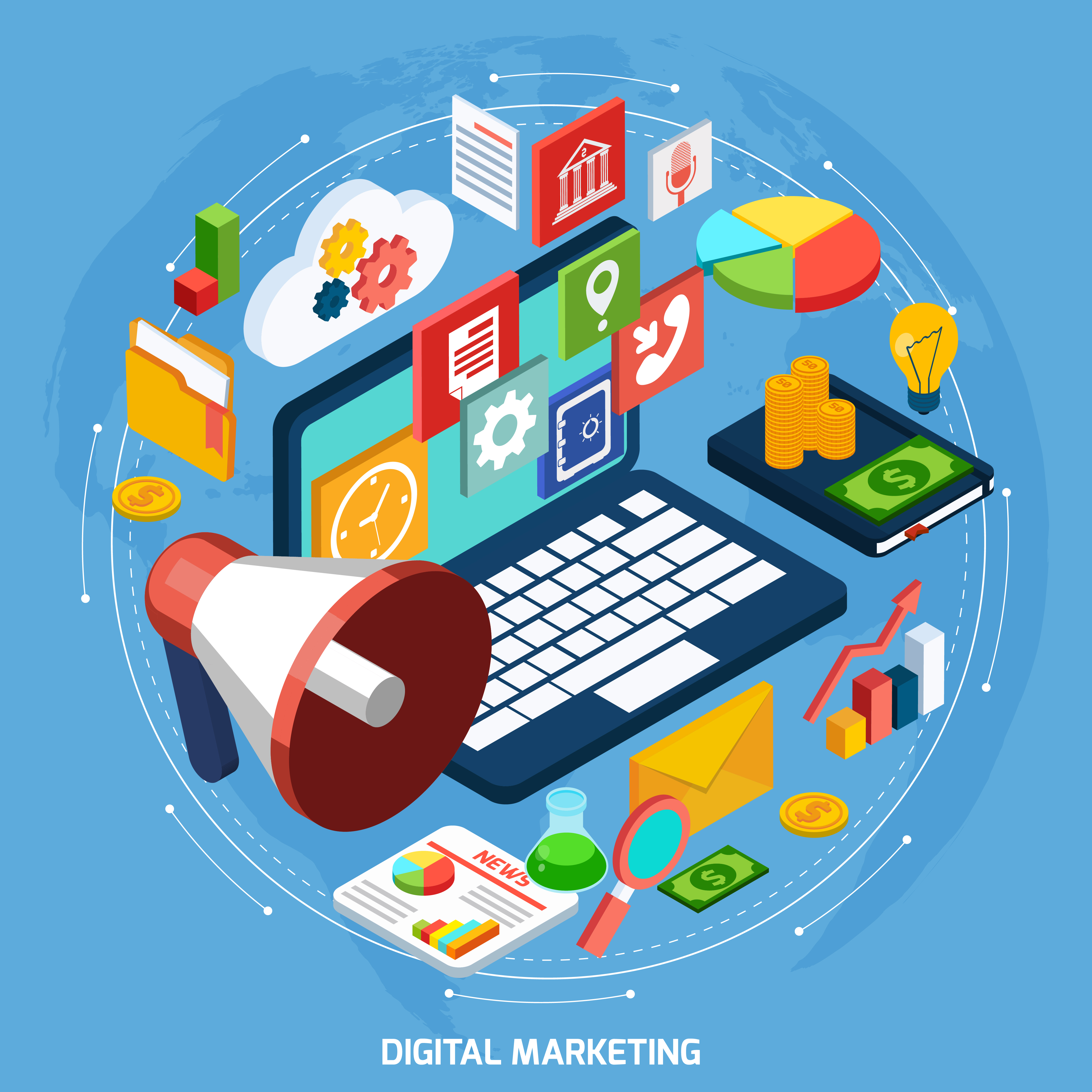 7 Steps to Craft an Effective Digital Marketing Strategy Various Factors Involved in Digital Marketing