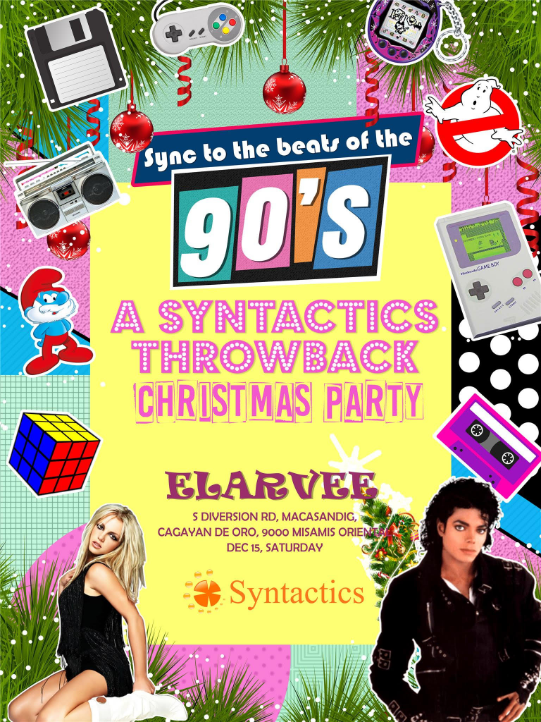 Sync to Beats of the 90's